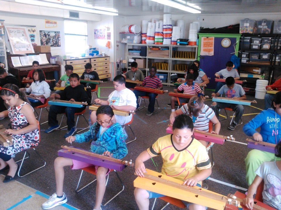 Learning to Play Dulcimers